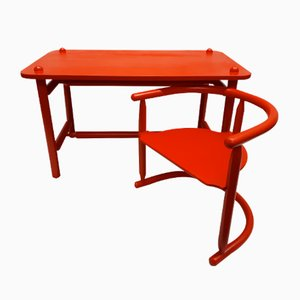 Anna Desk and Chair by Karin Mobring for Ikea, 1963