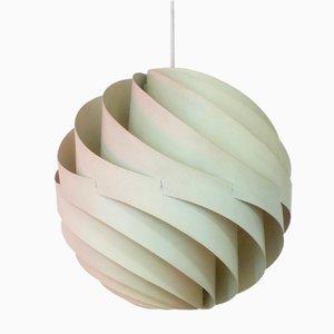 Lampe Turbo par Louis Weisdorf pour Lyfa, 1967