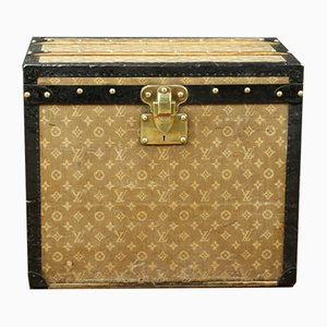 Antique Monogram Hat Trunk from Louis Vuitton