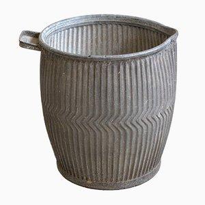 Cache-Pot en Zinc, Angleterre, 1936