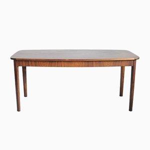 Mid-Century Modern Danish Rosewood Side Table