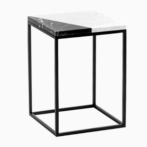 Small BLACK CUT Side Table by Un'common