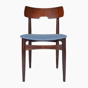 Chaise Mid-Century en Teck par H.W. Klein pour Bramin, 1960s