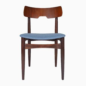 Mid-Century Teak Chair by H.W. Klein for Bramin, 1960s
