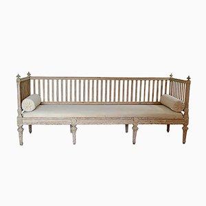 Großes gustavianisches Sofa