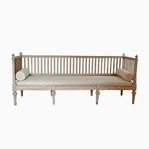 Large Gustavian Sofa