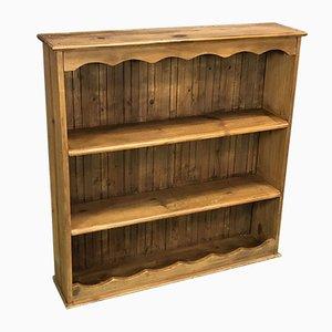 Libreria in legno, anni '50