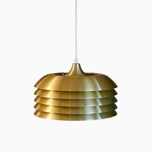 Lámpara colgante de Hans-Agne Jakobsson, años 60