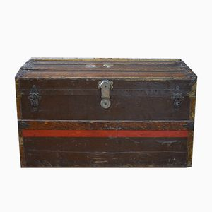 Vintage Travel Trunk from M. Cherry