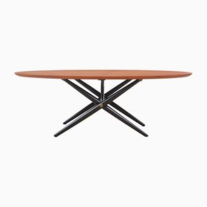 Finnish Ovalette Coffee Table by Ilmari Tapiovaara for Asko, 1953