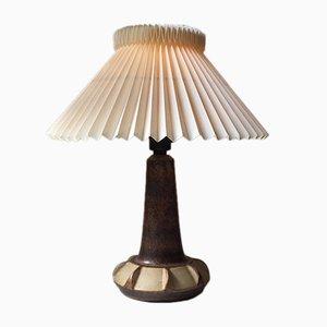 Danish Modern Ceramic Table Lamp from Michael Andersen & Son, 1970s