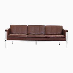 Leather Sofa by Horst Brüning for Kill International, 1960s