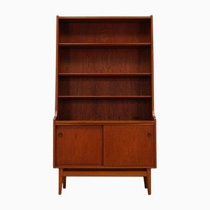 Mid-Century Teak Bookcase by Johannes Sorth