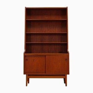 Mid-Century Teak Bookcase by Johannes Sorth