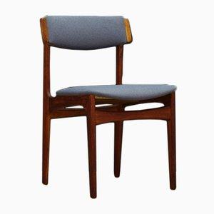 Chaises Vintage par N. & K. Bundgaard Rasmussen pour Thorsø Stolefabrik, Set de 3