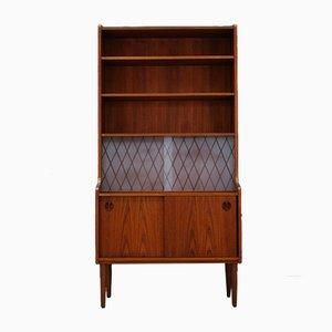 Vintage Teak Bookcase
