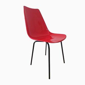 Vintage Stuhl aus Glasfaser von Miroslav Navratil für Vertex