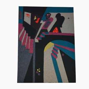 S2 Tapestry by Giorgio Saporiti for Saporiti Italia, 1986