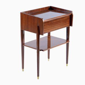 Tables de Chevet Mid-Century par Pier Luigi Spadolini, Italie, 1950s, Set de 2