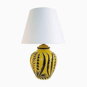 Mid-Century Italian Ceramic Table Lamp, 1957
