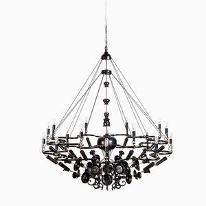 Lámpara de araña con 16 bombillas de Ontwerpbureau Nightshop