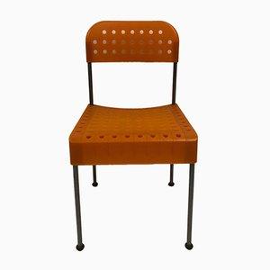 Vintage Box Chairs von Enzo Mari für Aleph, 1980er, 3er Set