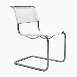 S33 Cantilever Chairs by Mart Stam for Thonet, 1970s, Set of 5