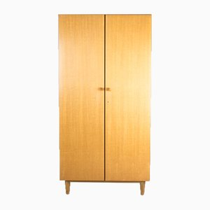 Mid-Century Wardrobe with Rosewood Handles from Meredew