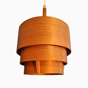 Lampes à Suspension Elysett T353 par Hans-Agne Jakobsson, 1960s, Set de 2