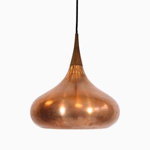 Lampada a sospensione Orient Major vintage di Jo Hammerborg per Fog & Mørup