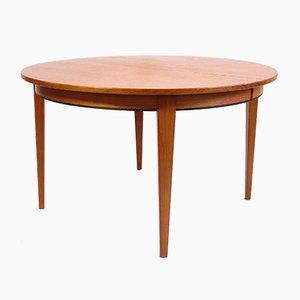 Ausziehbarer Tisch von Omann Jun, 1960er