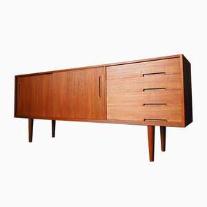 Mid-Century Swedish Sideboard by Nils Jonsson for Hugo Troeds