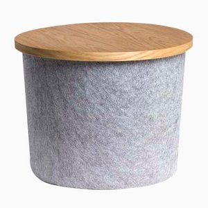 Felt Storage Stool from WOH