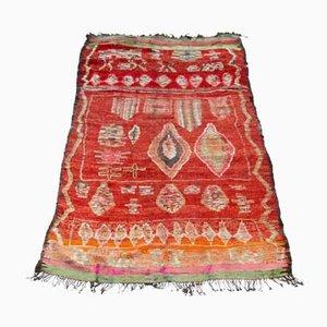 Moroccan Chiadma Carpet, 1960s