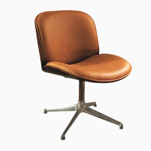 Desk Chair by Ico & Luisa Parisi for MIM, 1970s