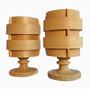 Mid-Century Elysett B148 Table Lamps by Hans-Agne Jakobsson, Set of 2