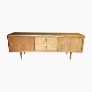 Large Credenza by H. W. Klein for Bramin, 1960s