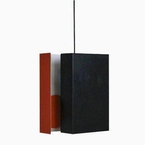 Lampe à Suspension Nippon Mid-Century par Simon Henningsen pour Lyfa