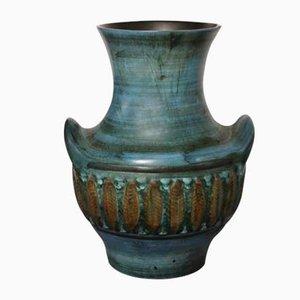 Französische Vase von Jean de Lespinasse, 1950er