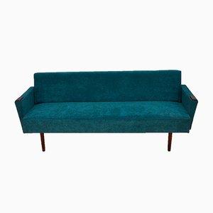 Sofá o sofá cama danés, años 60