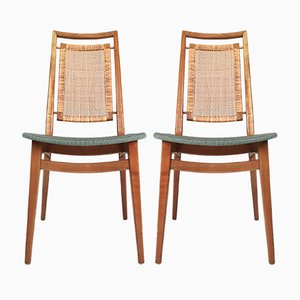 Mid-Century Modernist Chairs, 1950s, Set of 2