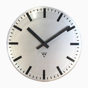 Horloge Vintage de Pragotron, 1980s