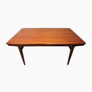 Tavolo da pranzo vintage di Johannes Andersen per Uldum Møbelfabrik