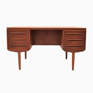 Schreibtisch aus Teak von Andreas Pedersen für AP Møbler, 1960er