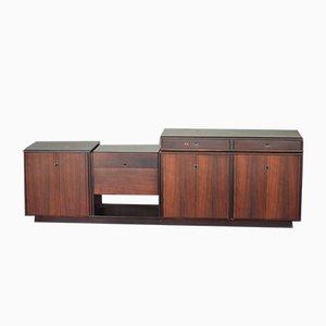 Sideboard aus Palisander von Luigi Sormani, 1971