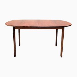 Tavolo da pranzo Rungstedlund in palissandro di Ole Wanscher per PJ Møbler, anni '60