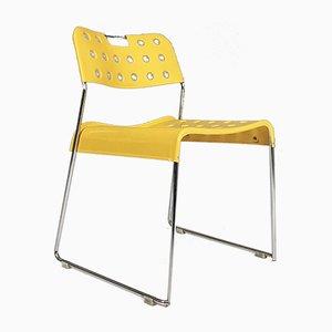 Omstak Stuhl von Rodney Kinsman für Bieffeplast, 1970er