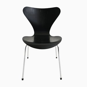 Sedie Ant vintage di Arne Jacobsen per Fritz Hansen, set di 6