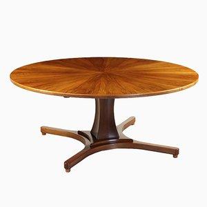 Table en Noyer, 1950s
