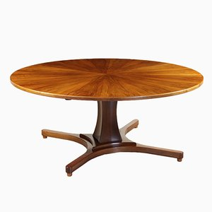 Walnut Table, 1950s